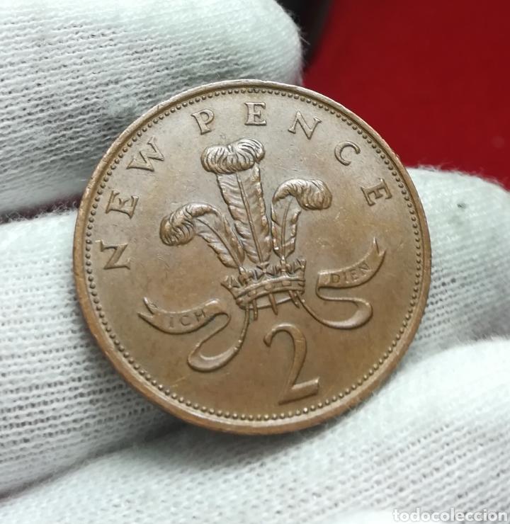 Monedas antiguas de América: New pence 1981 - Foto 2 - 166327130