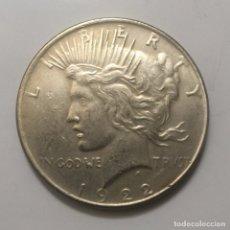 Monedas antiguas de América: DOLAR USA 1922 DE DOS CARAS IGUALES CON LA LIBERTAD. Lote 166677406
