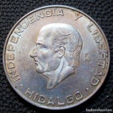 Monedas antiguas de América: MÉXICO 5 PESOS 1957 HIDALGO -PLATA-. Lote 166933604