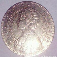 Monedas antiguas de América: MARTINICA. 50 CENTIMES 1897. . Lote 167303556