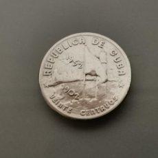 Monedas antiguas de América: MONEDA 20 CENTAVOS 1952 CUBA PLATA 50' ANIVERSARIO. Lote 167909961