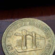 Monedas antiguas de América: ARGENTINA 50 CENTAVOS 1994. Lote 168191312
