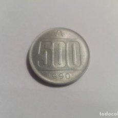 Monedas antiguas de América: MONEDA ARGENTINA DE 500 AUSTRALES. Lote 194944676
