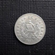 Monedas antiguas de América: GUATEMALA 10 CENTAVOS 1993 KM277.5. Lote 169963320