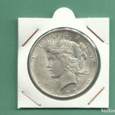 Monedas antiguas de América: PLATA USA DOLLAR LIBERTY 1923. 26,73 GRAMOS DE LEY 0,900. Lote 169984916