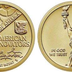 Monedas antiguas de América: ESTADOS UNIDOS / USA 1 DOLAR 2018 INNOVADORES AMERICANOS ( ESTATUA DE LA LIBERTAD ) D. Lote 257388090