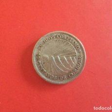 Monedas antiguas de América: NICARAGUA. 10 CENTAVOS DE CORDOBA 1954. Lote 171177002