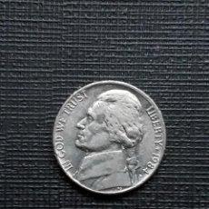 Monedas antiguas de América: ESTADOS UNIDOS 5 CENTAVOS P 1984 KMA192. Lote 171453912