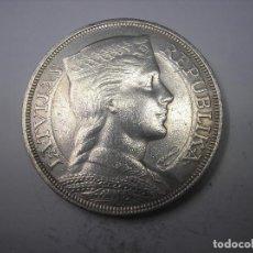 Monedas antiguas de América: LETONIA , 5 LATIS DE PLATA DE 1931. Lote 171527298