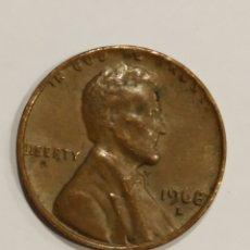 Monedas antiguas de América: USA. ONE CENT 1968D. VER FOTO. Lote 171707930