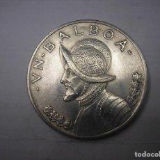Monedas antiguas de América: PANAMÁ , 1 BALBOA DE PLATA DE 1947. Lote 172002057