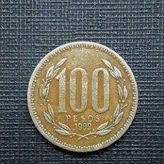 Monedas antiguas de América: CHILE 100 PESOS 1989 KM226.1. Lote 172256043