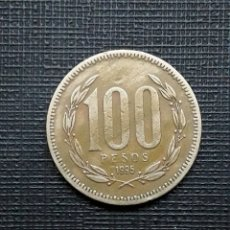 Monedas antiguas de América: CHILE 100 PESOS 1995 KM226.1. Lote 172256053