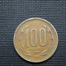 Monedas antiguas de América: CHILE 100 PESOS 1997 KM226.1. Lote 172256077