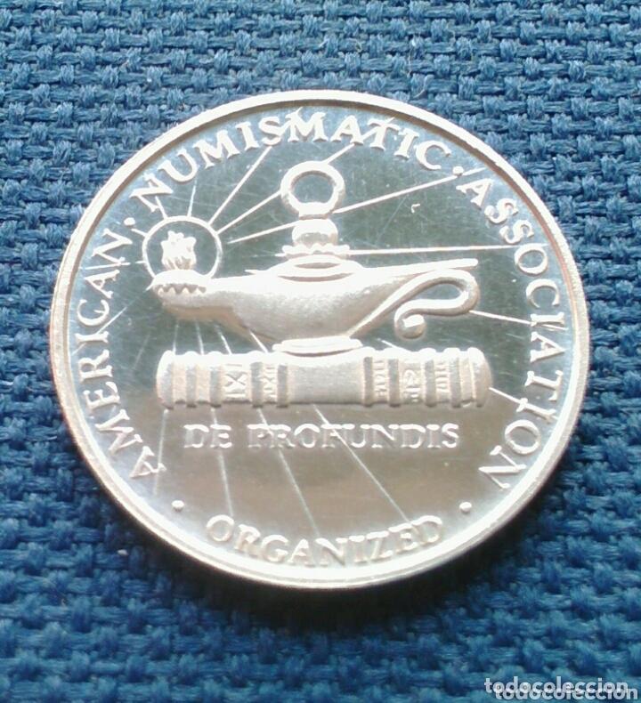 1/10 DE ONZA PLATA PURA 1987 MÉXICO (Numismática - Extranjeras - América)