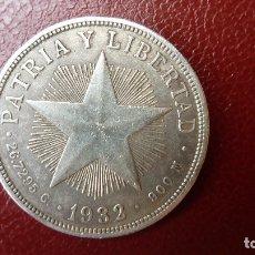 Monedas antiguas de América: CUBA,1 PESO 1932-ONZA DE PLATA.. Lote 172311665