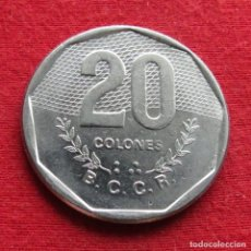 Monedas antiguas de América: COSTA RICA 20 COLONES 1985 KM# 216.2 *CD. Lote 172583113