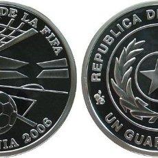Monedas antiguas de América: PARAGUAY 1 GUARANI 2004. Lote 173063110
