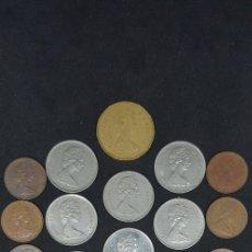 Monedas antiguas de América: CANADÁ (VER DESCRIPCIÓN) LOTE DE 29 MONEDAS. Lote 173407654