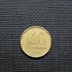 Monedas antiguas de América: ARGENTINA 10 CENTAVOS 1971 KM66. Lote 173482190