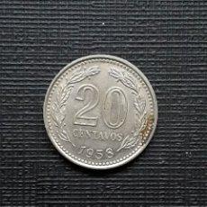 Monedas antiguas de América: ARGENTINA 20 CENTAVOS 1958 KM52. Lote 173482538