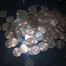 Monedas antiguas de América: USA. LOTE DE 100 MONEDAS DE 1 CENTAVO. Lote 174005185