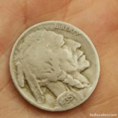 Monedas antiguas de América: 1935 CIRCULADA 5 CENTS. Lote 174046664