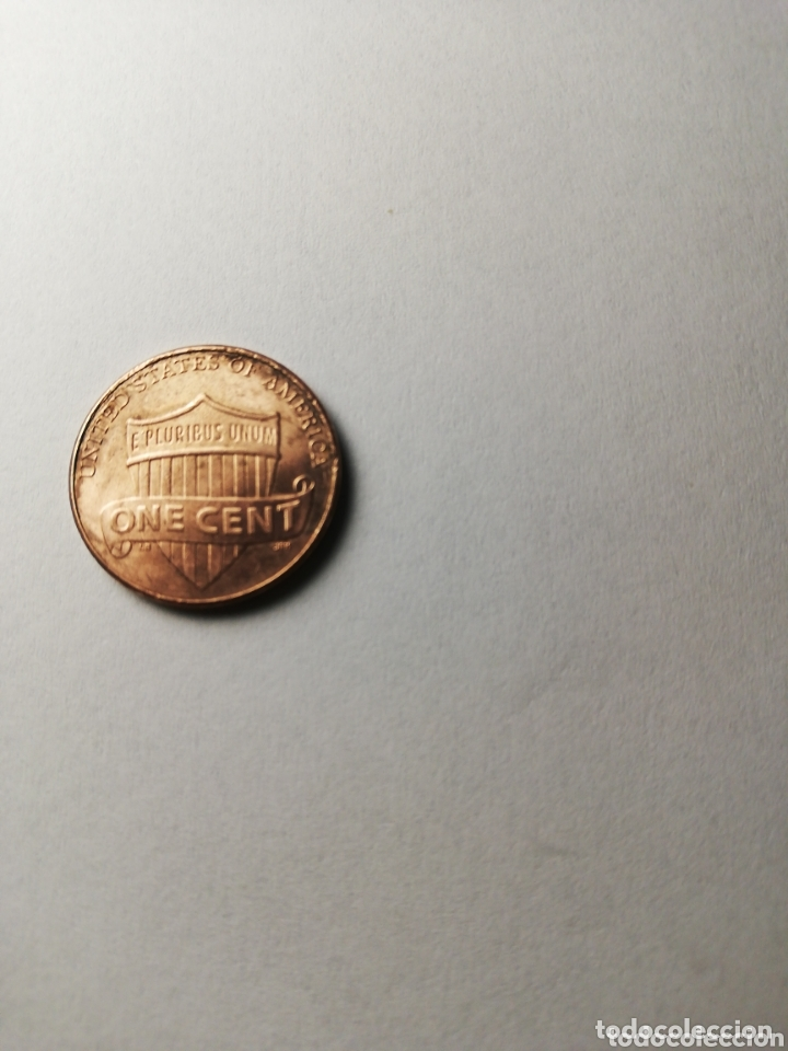 Monedas antiguas de América: MONEDAS USA One cent Año 2015 - Foto 2 - 174165954