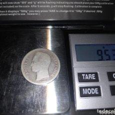 Monedas antiguas de América: MONEDA DE 1 BOLÍVAR DE PLATA DE 1936. Lote 174178772