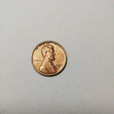 Monedas antiguas de América: MONEDA USA ONE CENT AÑO 1959 D. Lote 174242890