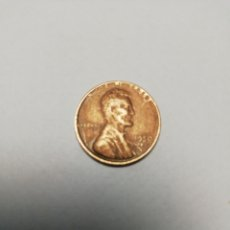Monedas antiguas de América: MONEDA USA ONE CENT AÑO 1950 D. Lote 174243688