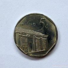 Monedas antiguas de América: CUBA. 5 CENTAVOS. Lote 174256580