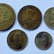 Monedas antiguas de América: PARAGUAY.MONEDAS MISMA ÉPOCA. Lote 174381570