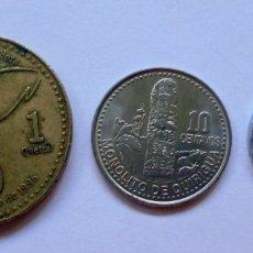Monedas antiguas de América: GUATEMALA.MONEDAS MISMA SERIE. Lote 174489440