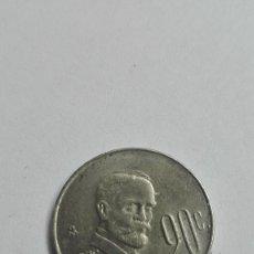 Monedas antiguas de América: D69- MONEDA DE 20 CENTAVOS DEL AÑO 1975 DE MEXICO. Lote 174952582