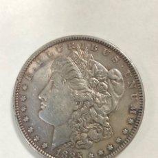 Monedas antiguas de América: DOLAR TIPO MORGAN. AÑO 1885. . Lote 175480630