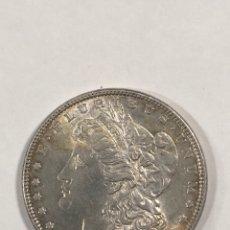 Monedas antiguas de América: DOLAR TIPO MORGAN. AÑO 1884. . Lote 175481722