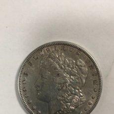 Monedas antiguas de América: DOLAR TIPO MORGAN. AÑO 1881. . Lote 175481969