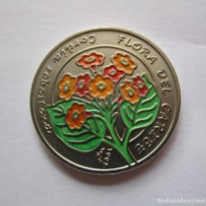 Monedas antiguas de América: CUBA . UN PESO DE 1997 . ESMALTADA . TOTALMENTE SIN CIRCULAR. Lote 175628418