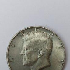 Monedas antiguas de América: ESTADOS UNIDOS MEDIO DOLAR KENNEDY 1967.MBC+. Lote 175689263
