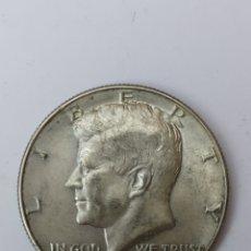 Monedas antiguas de América: ESTADOS UNIDOS MEDIO DOLAR KENNEDY 1967. MBC+. Lote 175689387