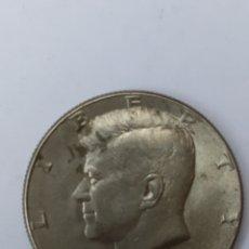 Monedas antiguas de América: ESTADOS UNIDOS MEDIO DOLAR KENNEDY 1986. MBC. Lote 175689527