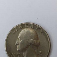 Monedas antiguas de América: ESTADOS UNIDOS 1 QUARTER DOLAR 1965. MBC+. Lote 175689757