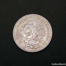 Monedas antiguas de América: MEXICO - 25 PESOS DE LOS JUEGOS DE LA XIX OLIMPIADA MEXICO 1968 PLATA. LEY 720. Lote 176085680