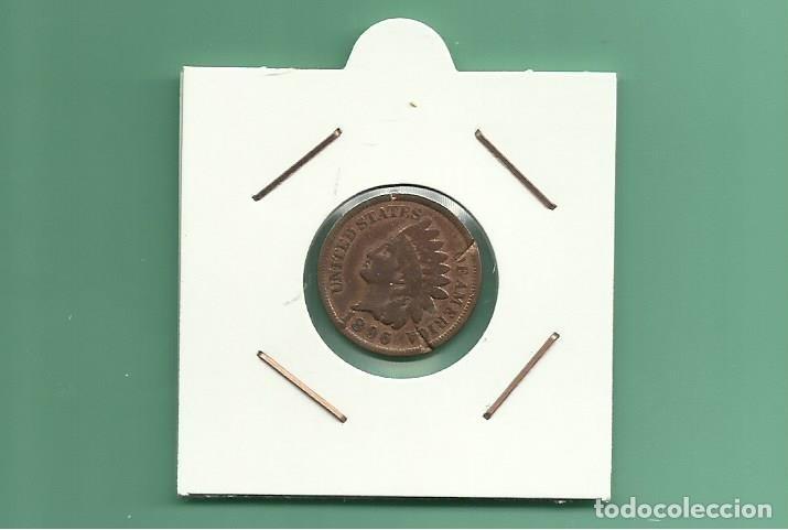 USA 1 CENT 1896 (Numismática - Extranjeras - América)