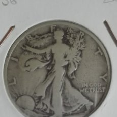 Monedas antiguas de América: MONEDA PLATA MEDIO DÓLAR 1936. Lote 176409737
