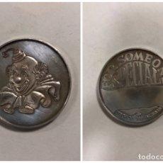Monedas antiguas de América: MONEDA PARA ALGUIEN ESPECIAL. MONEDA PAYASO. FOR SOMEONE SPECIAL. UNA ONZA DE TROY. PLATA. . Lote 176628368
