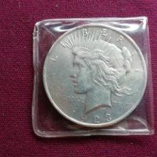 Monedas antiguas de América: ESTADOS UNIDOS. DOLLAR LIBERTY DE PLATA DE 1923. Lote 176803084