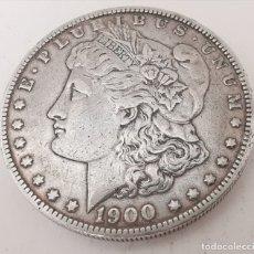 Monedas antiguas de América: DÓLAR PLATA LIBERTY/MORGAN 1900. Lote 176948930