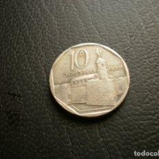 Monedas antiguas de América: CUBA 10 CENTAVOS 1994. Lote 176978605